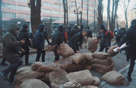 Погром на знімальному майданчику в Харкові: офіційний коментар поліції