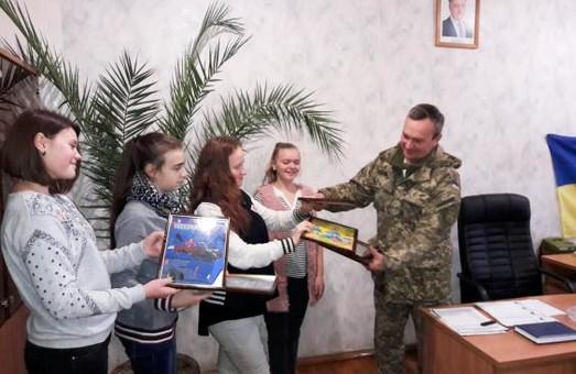 Поранені бійці отримають подарунки від дітей