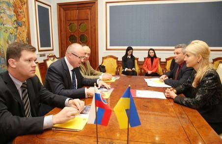 На Харківщині можуть відкрити Почесне консульство Словаччини