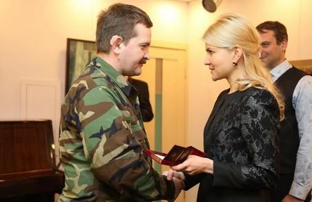 Харків є кордоном європейського миру - Світлична на зустрічі з волонтерами