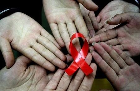 На Харківщині зросла кількість ВІЛ-інфікованих