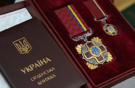 Президент нагородив харьків'ян