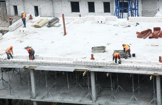 За ініціативою Юлії Світличної наступний рік на Харківщині буде роком будівництва (перелік об`єктів)