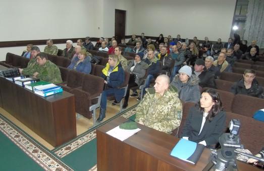 До Дня збройних сил України Головне управління Держгеокадастру у Харківській області видало 111 наказів на землю для учасників АТО