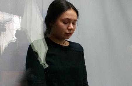 Учасницю ДТП на Сумській залишили в СІЗО ще на два місяці