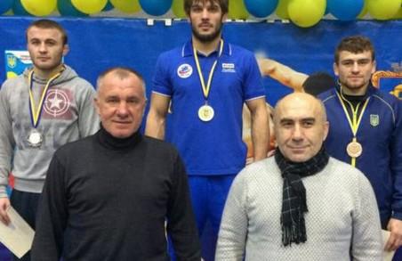 Харківські борці здобули нагороди Кубку України