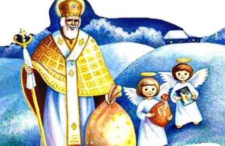 День Святого Миколая відзначать і у військовому шпиталі