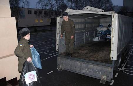 Діти із зони АТО отримають подарунки від харківських школярів та військових