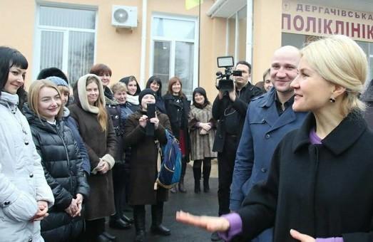 Наступного року заплановані будівельні та відновлювальні роботи майже на 30 об'єктах у Дергачівському районі, - Світлична