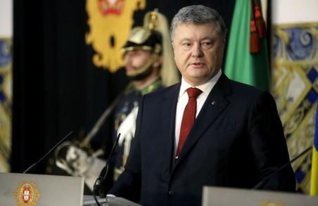 Порошенко знов заговорив про запровадження класичної миротворчої місії на Донбасі