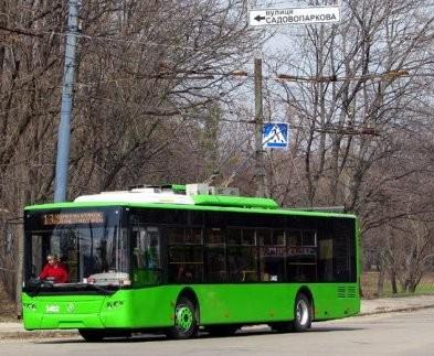 До вечора на Миколая тролейбусу змінили шлях
