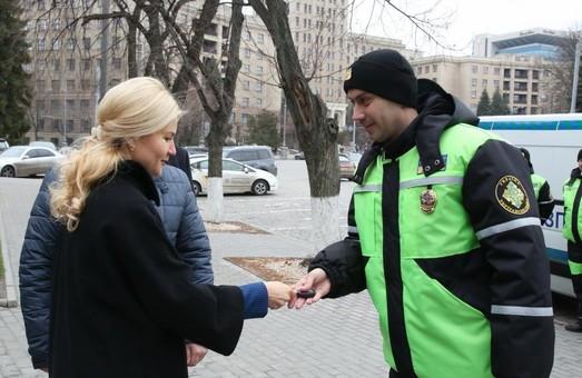 На Харківщині є повна взаємодія «Укртрансбезпеки» з ОДА та правоохоронними органами – Ноняк