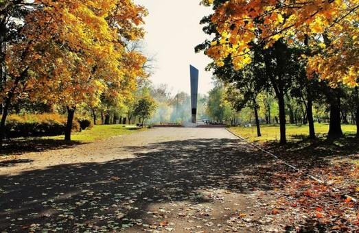 Молодіжний парк реконструюють