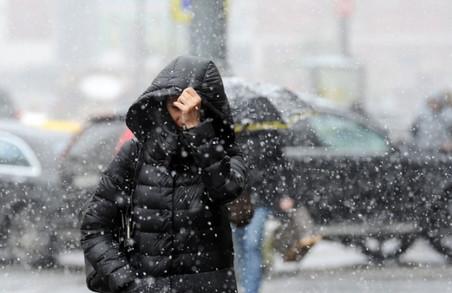 На Харківщині – штормове попередження