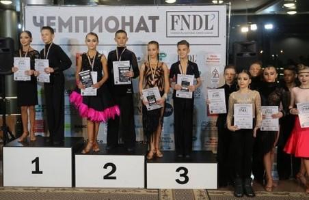Харків'яни відзначилися на чемпіонату світу з танців