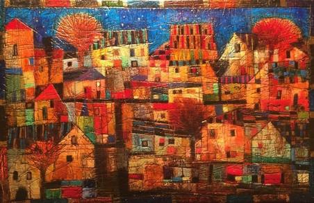 У Харкові проходить виставка кращих місцевих художників