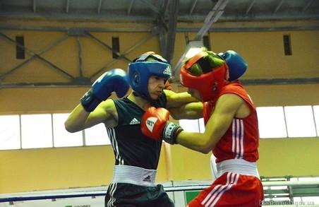 Харківські боксери знов відзначилися на державному рівні