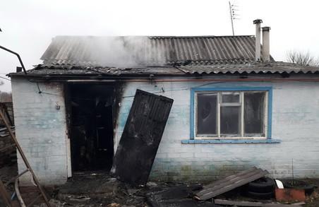 На Харківщині одна людина загинула внаслідок пожежі