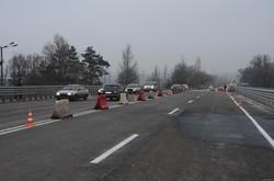 Завдяки Світличній дорожникам вдалося за три місяці відновити Пісочинський шляхопровід