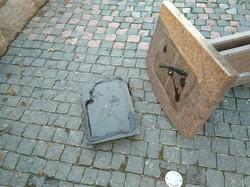 На Харківщині був пошкоджений пам'ятний знак на честь проголошення незалежності