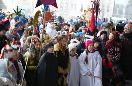 Близько півтисячі учасників Вертеп-фесту-2018 виступатимуть у центральних парках Харкова та в багатолюдних місцях по всьому місту