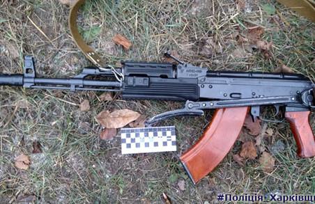 На Харківщині місцевий мешканець влаштував стрілянину