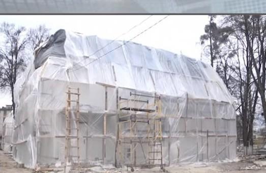 Харківський центр реінтеграції бездомних реконструюють