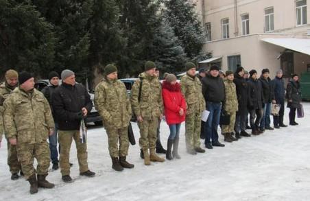 Наприкінці січня на Харківщині сформують команду новобранців-контрактників