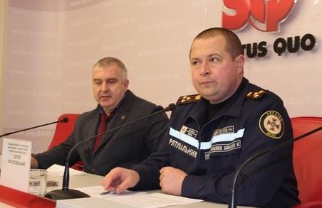 Харків'янам розповіли про ризики, які їх чекають під час Водохрещі