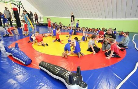 Світлична: «Ще один спортивний комплекс збудований – сучасний та комфортний»