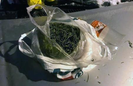 У двох чоловіків було вилучено близько півкілограма наркотиків