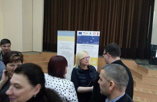 Децентралізація на Харківщині: замість тиску зверху - створений Центр розвитку місцевого самоврядування