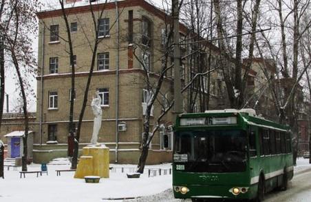 Тролейбус №3 на певний час змінить маршрут, а №36 – перестане ходити