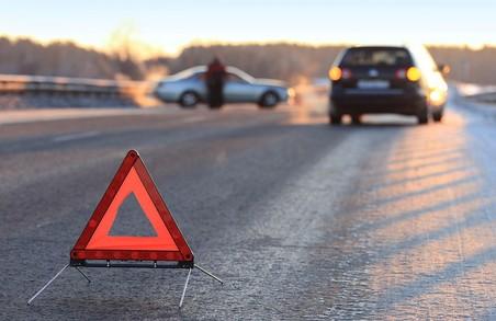 Харків посів одне з перших місць у країні за кількістю аварій