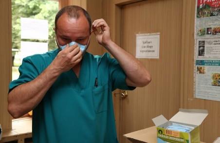 На Харківщині захворюваність на грип та ГРВІ вдвічі нижча епідпорогу вдвічі