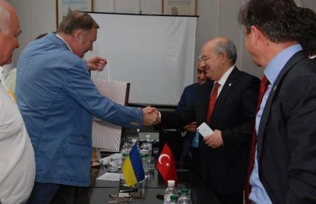 У Харкові з'явиться українсько-турецький науковий центр