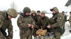 На Харківщині бійці 92-ї ОМБр проходять полігонний вишкіл