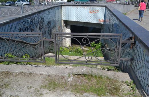 У Харкові відремонтують найзапущеніший підземний перехід