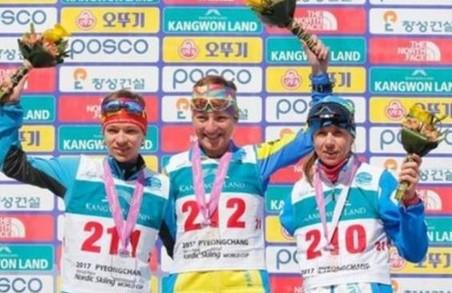 Харківські спортсмени-паралімпійці завоювали медалі Кубку світу