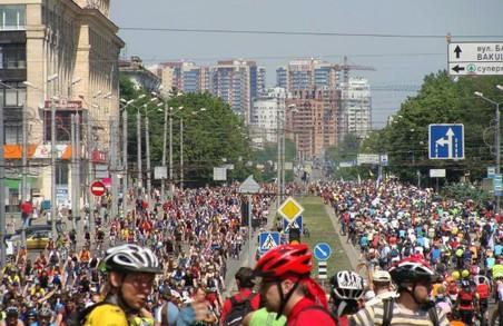 У Харкові вже триває реєстрація на Всеукраїнський велодень