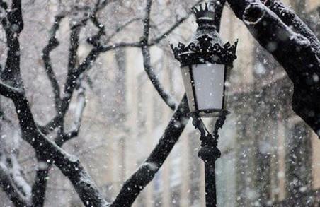 Харків'ян очікує сильний снігопад