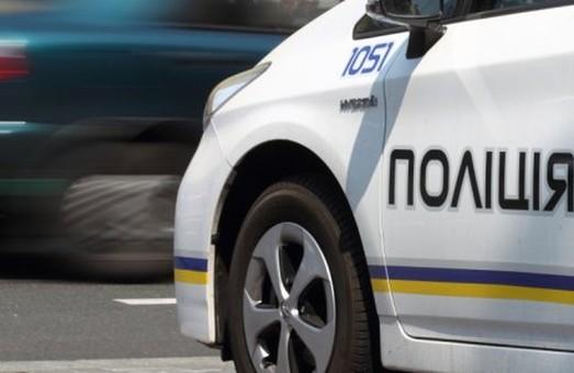 У Харкові - ДТП з поліцейським Prius