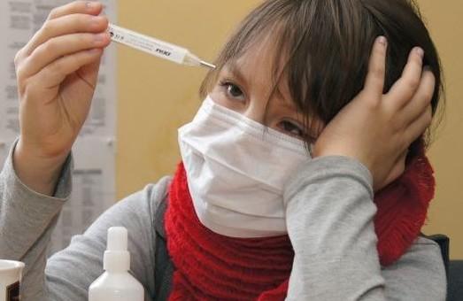 Захворюваність на грип у Харкові невпинно зростає