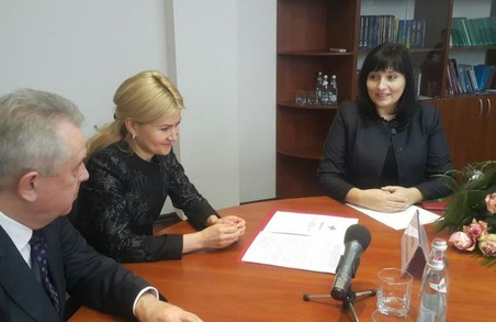 Світлична представила нового начальника територіального управління Рахункової палати України