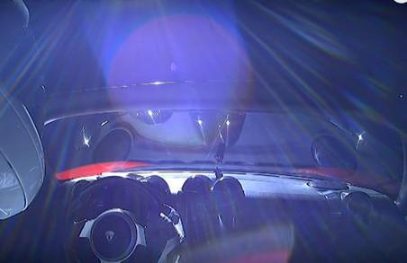 Подорож до Марсу: Ілон Маск переплюнув усіх / ВІДЕО-stream