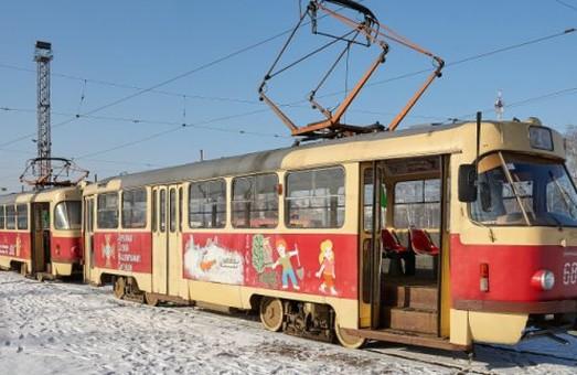 В Харкові буде курсувати «рятувальний» трамвай