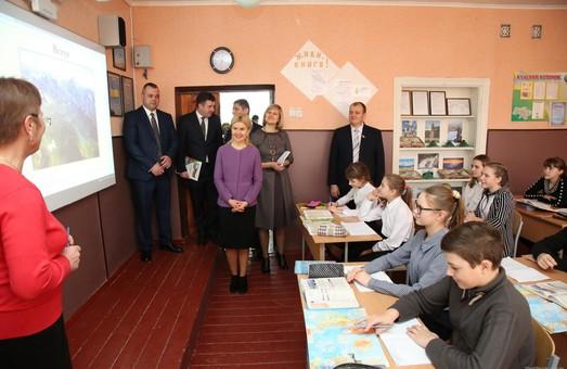 У 2018 році ми приділятимемо підвищену увагу розвитку НВК та дошкільної ланки освіти в регіоні - Світлична