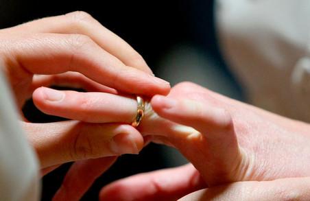 14 лютого Палац одруження буде відкритий до опівночі