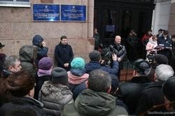 У Харкові з`явилася меморіальна дошка олімпійському чемпіону