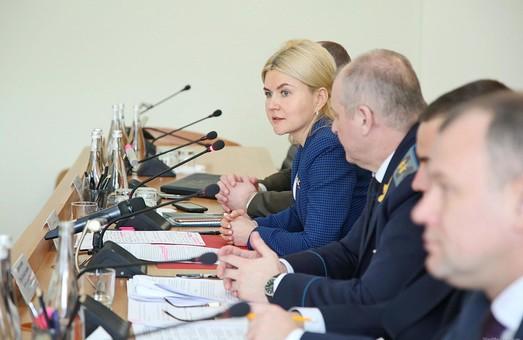 Світлична ініціює питання щодо фінансування антидиверсійних та антитерористичних заходів у регіоні